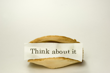 Fortune Cookie (Think)