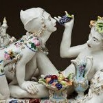 Porcelain Figures with a Twist