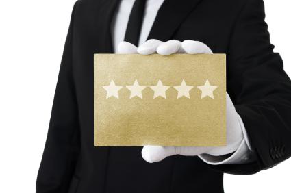 Five stars service
